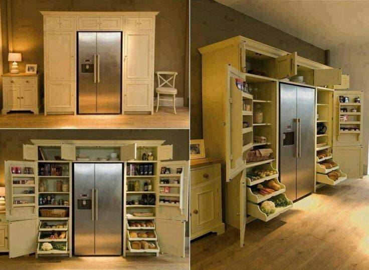 Small kitchen storage solutions pictures 04 small room decorating ideas - Kitchen storage solutions for small spaces concept ...