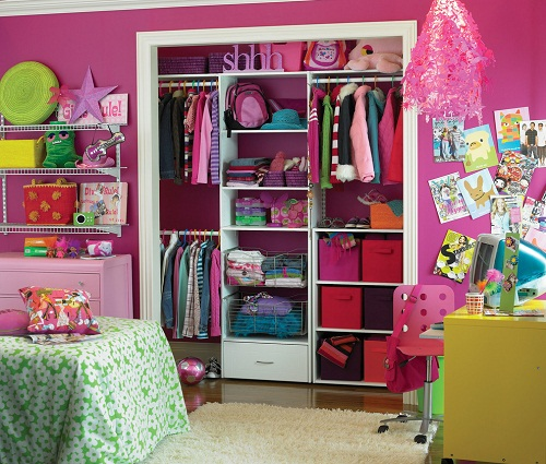 kid bedroom closet design pictures 02