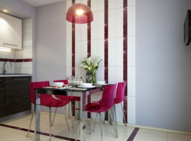 new trend for small dining room pic 1