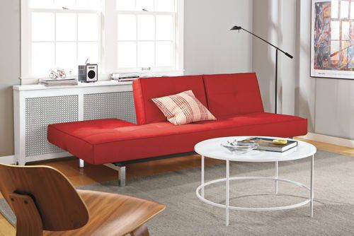red sleeper sofa ideas for small room design photos 06