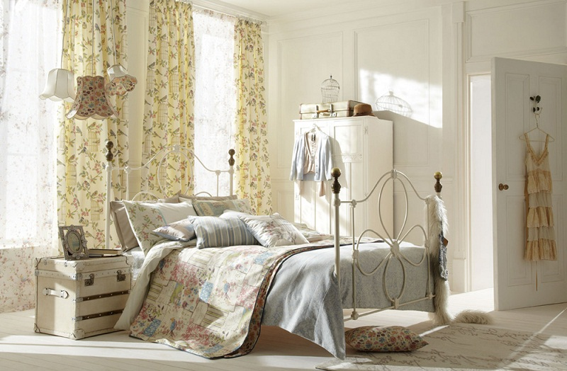 shabby bedroom design ideas picture 03