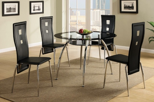 simple small dining rooms furniture ideas with new trends 2015 photo 07