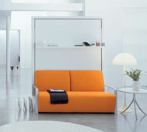 sleeper sofas minimalist design for small spaces image 03  Small Room ...