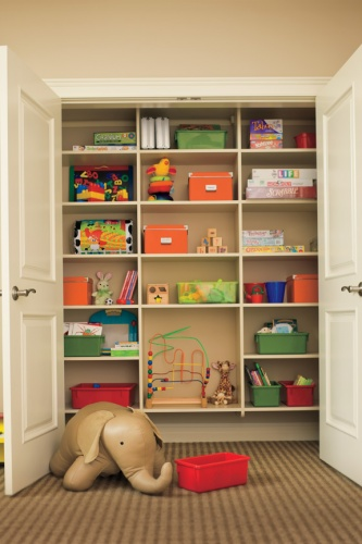 small cloaset ideas organizing toy storage image 05