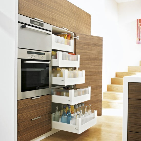 Maximizing Storage Space In A Small Kitchen Small Room