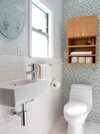 Bathroom Remodeling Ideas for Small Bathrooms pic 01