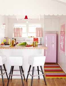 Cute Kitchen Ideas for Small room pic 01
