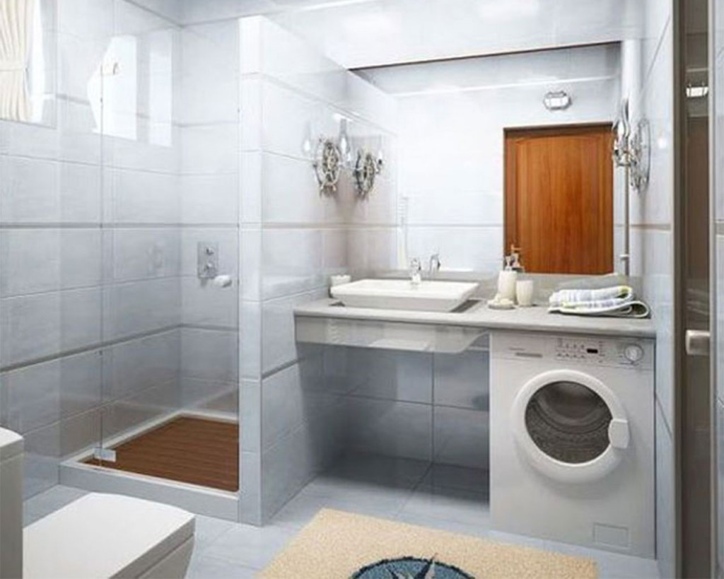bathroom designs simple and small pic 02