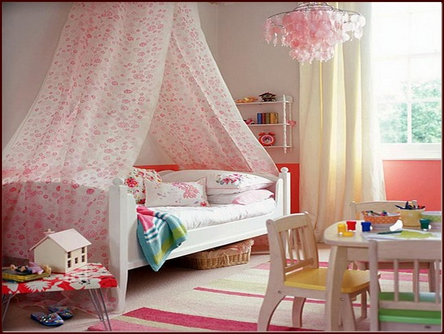 decorating small bedroom for girls image 04