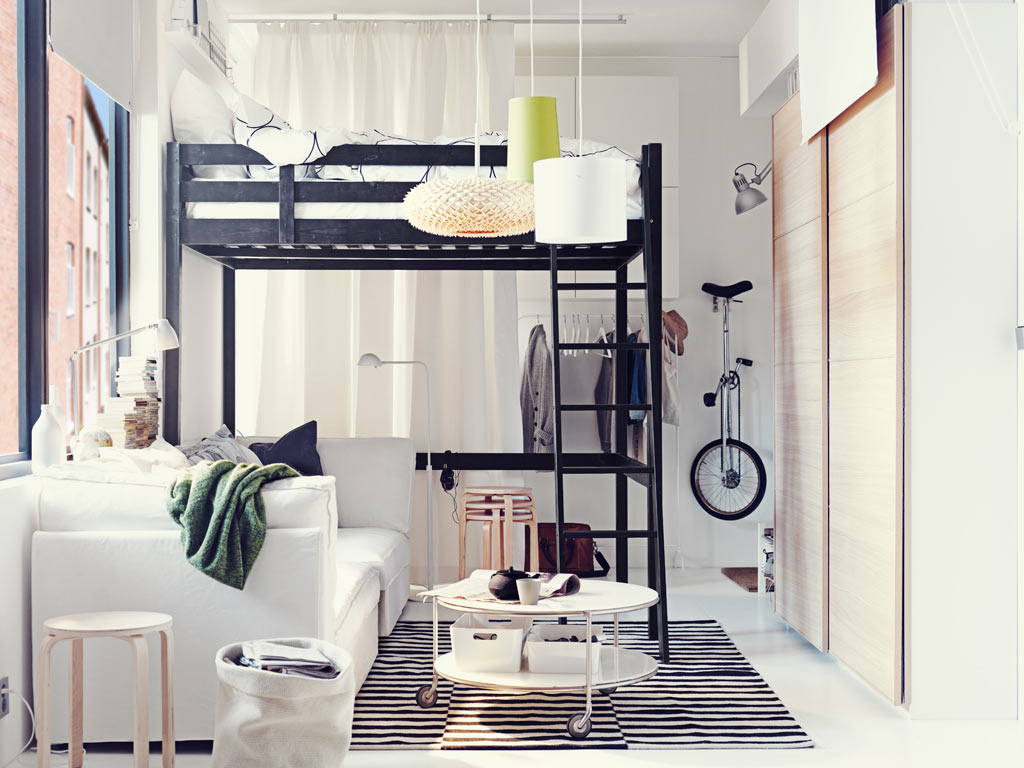 Small Bedroom Decorating Ideas and Tips extra small