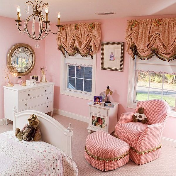 Http Initik Us Bring The Girlish Look To Your Bedroom Girls Bedroom Decorating Ideas Pink Photos 04