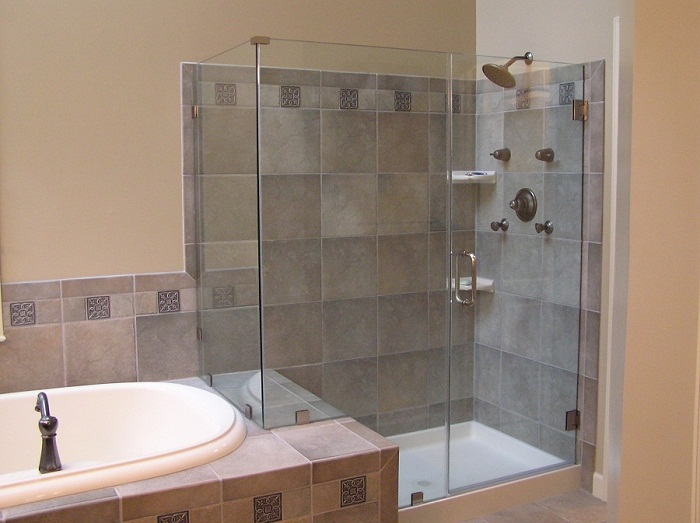 bathroom ideas for small spaces shower pictures 012