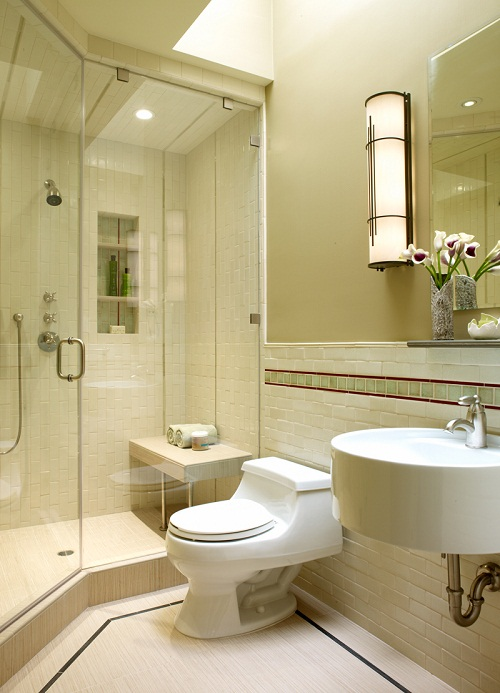 Simple bathroom design ideas small room decorating ideas for Simple toilet design