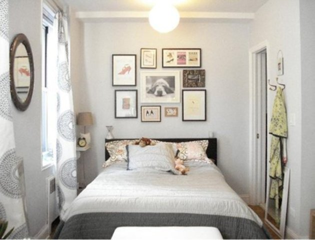 How To Make The Most Out Of A Small Bedroom Small Bedroom