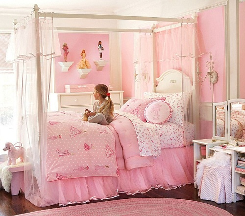 small girls room decorating ideas pic 01