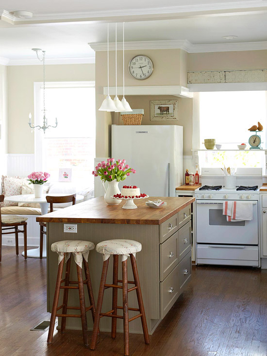 small kitchen decorating ideas on a budget pic 01