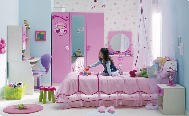 small room decorating for little girls pictures 02