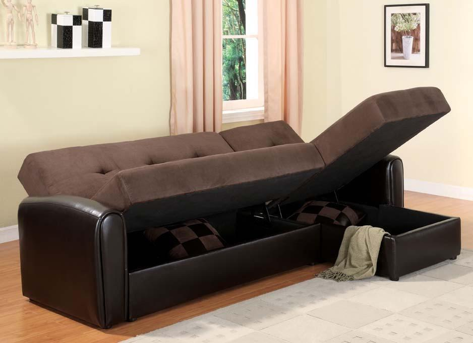 small sleeper sofa with storage picture 012