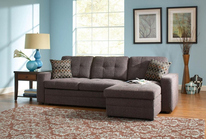 small space sleeper sofa sectional pictures 03
