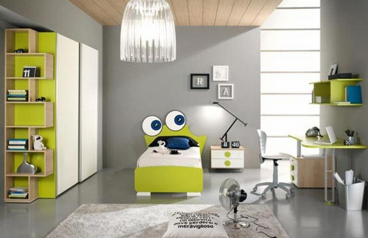 small teenage bedroom design pic 01
