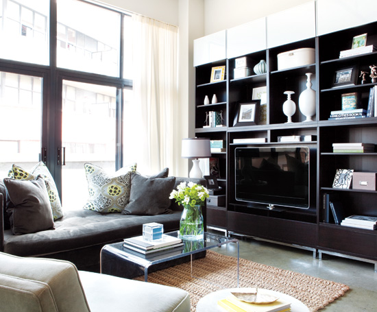 storage ideas for a small living room images 05