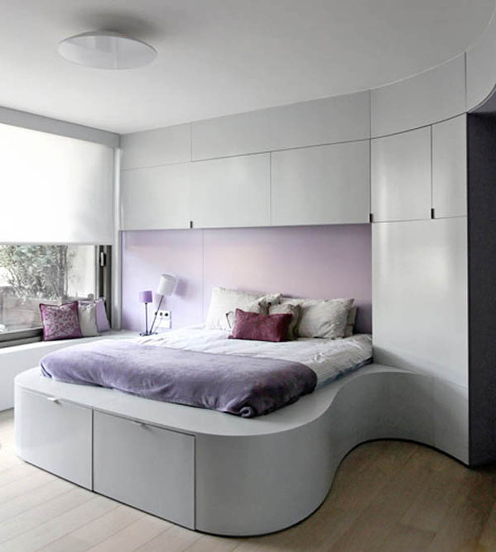 Tiny master bedroom decorating ideas pic 012 - Modern girls bedroom design ...
