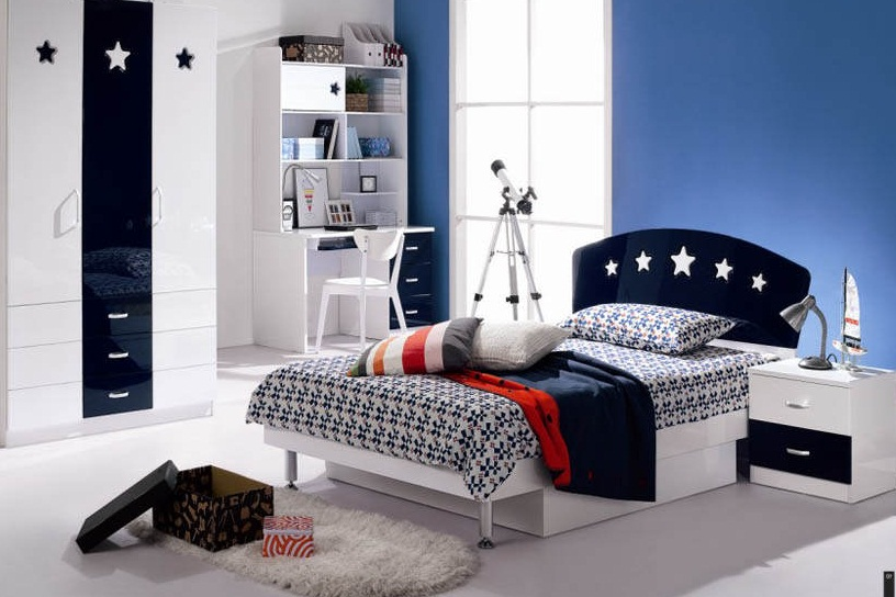 Amazing Childrens Bedroom Furniture for Young Boy 010