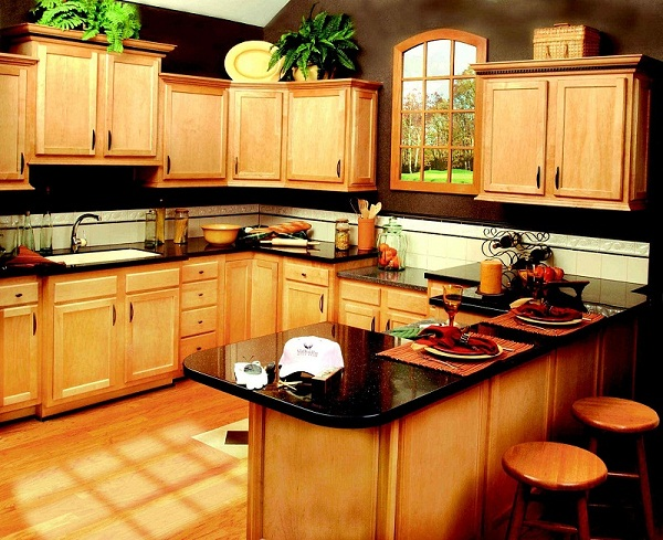 Awesome small country kitchen remodel ideas 09