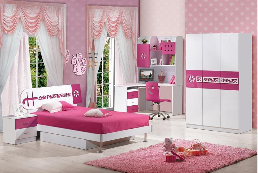 Beautiful Children Girl Bedroom Furniture Sets photos 09