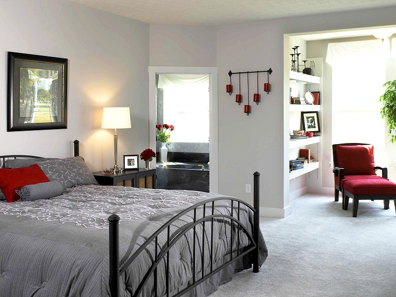 Master Bedroom Decorating Ideas Make Room Larger Best Small Master