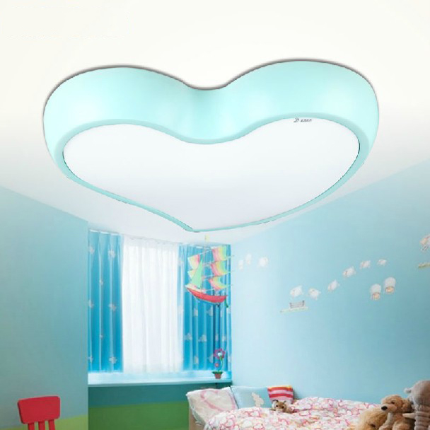 Ceiling LED children's bedroom light fixtures at lowes 12