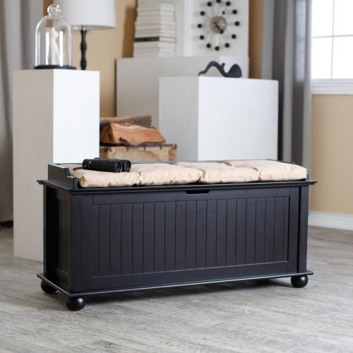 awsome storage bench for bedroom ikea 010  Small Room Decorating ...