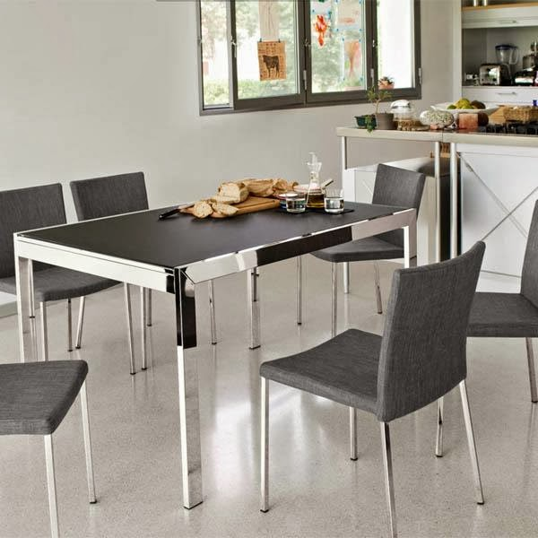 contemporary kitchen tables for small spaces pictures 01