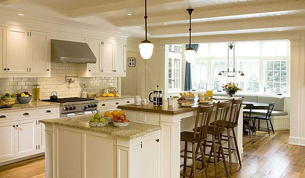 cute small kitchen center island pictures 04