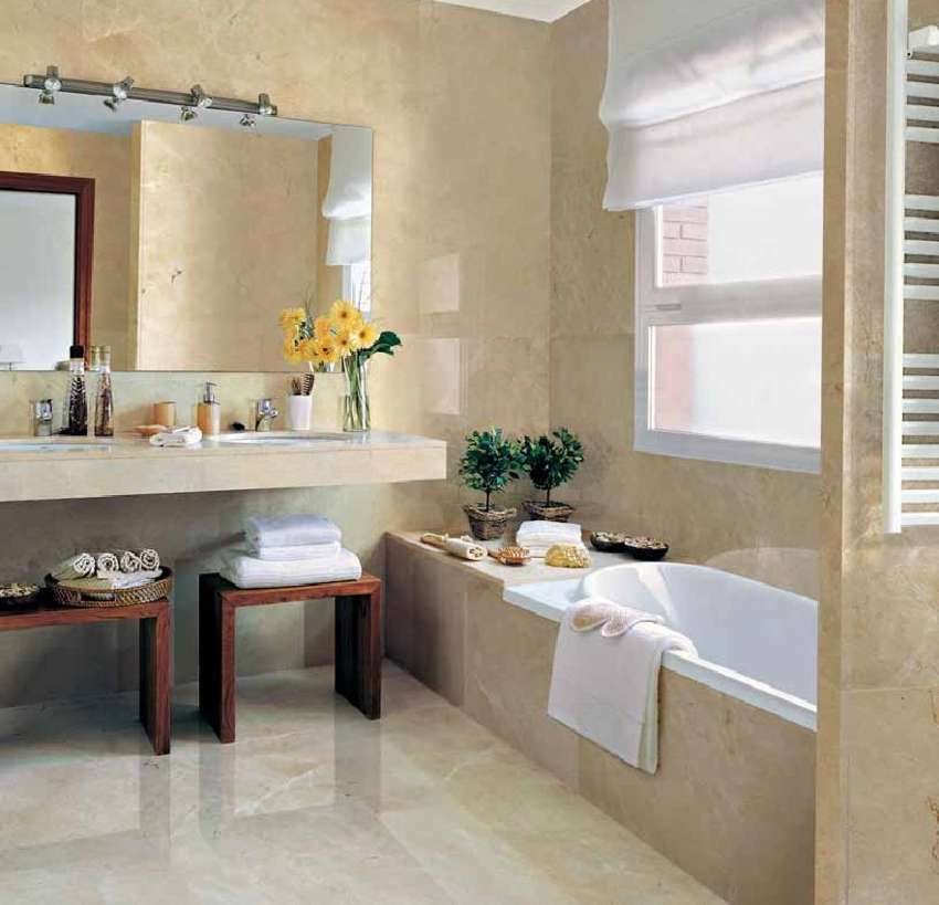 Glamorous small bathroom paint color ideas pictures 09 for Paint bathroom ideas color