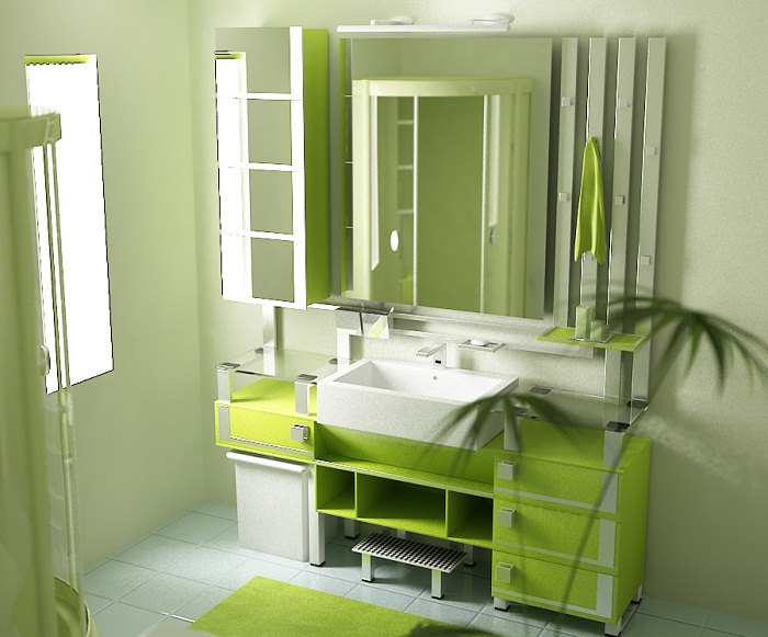 green best paint color for bathroom ideas natural 010