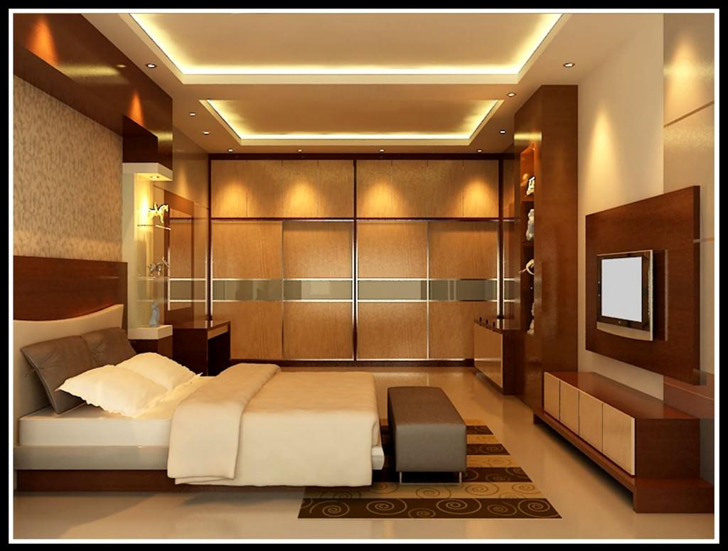 Small master bedroom decorating ideas make room larger for Bedroom design gallery