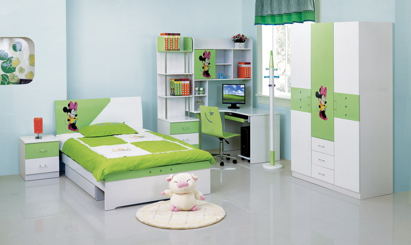 Small kids bedroom solution for interior design images 05 - Interior for kids bedroom ...