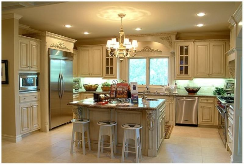small kitchen island chandeliers with seating pictures 012