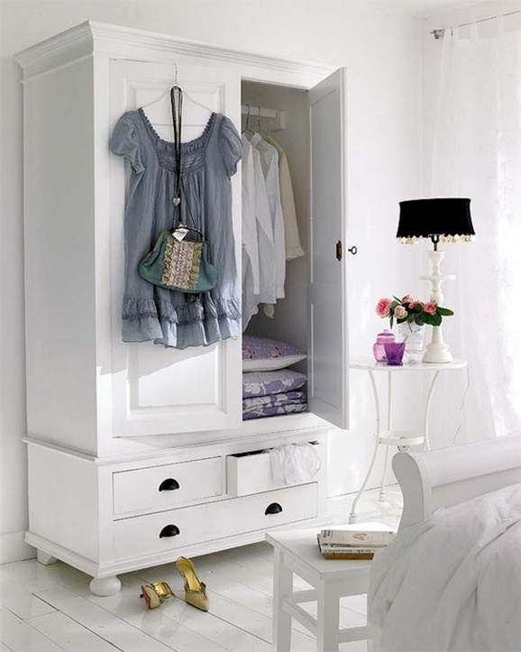 Bedroom storage ideas for small homes pictures 09 - Small space storage solutions for bedroom ideas ...