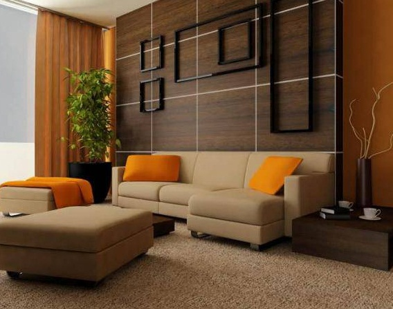 Simple living room paint inspiration pictures 10