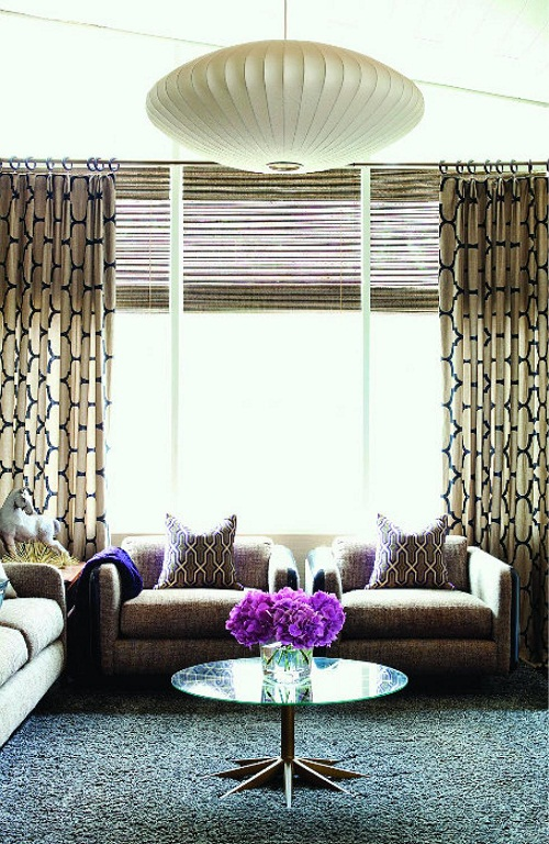 Unique Decorating Ideas Window Treatments Living Room Image 08 Small Room Decorating Ideas