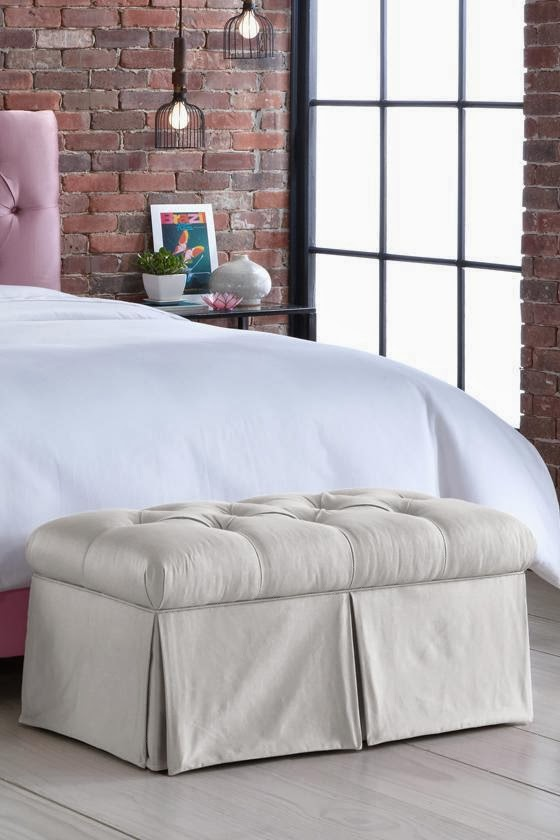 white storage bench seat for bedroom images 05
