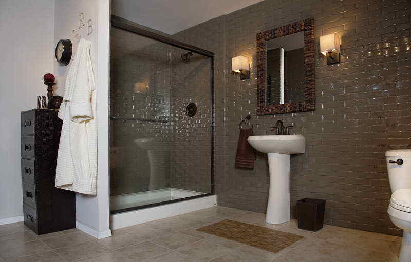 average cost to remodel a bathroom shower photos 010