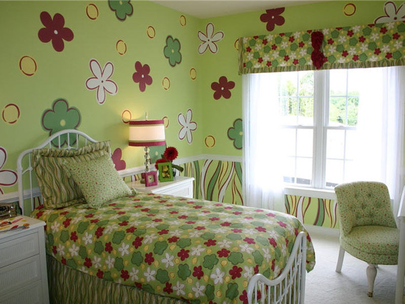 beautiful paint colors for walls in bedroom girls image 08