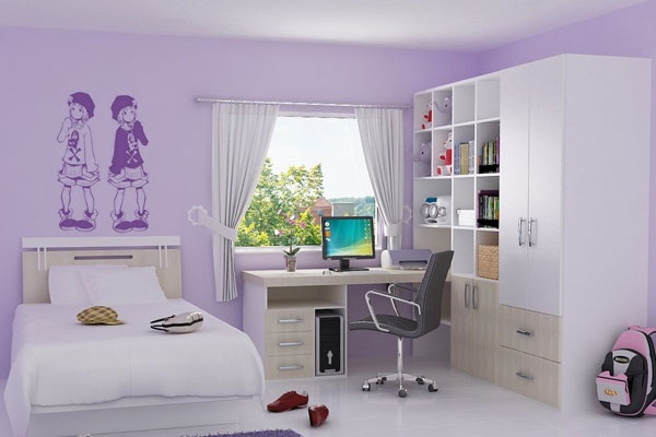 best paint colors for bedroom walls girls bedroom pictures 01