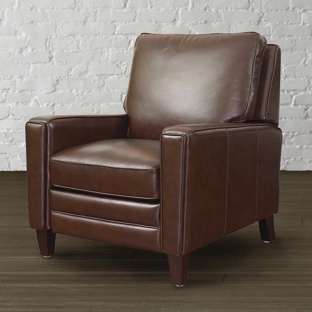 brown leather armchair pictures 02