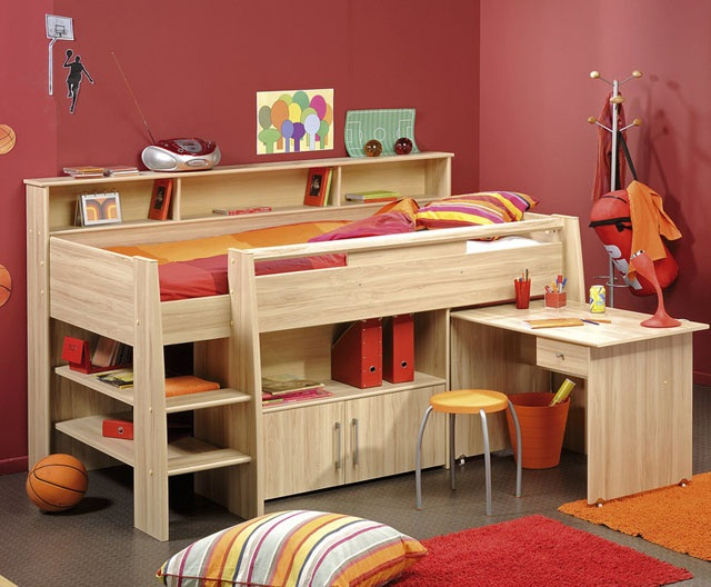 cabin beds for small bedrooms pictures 01