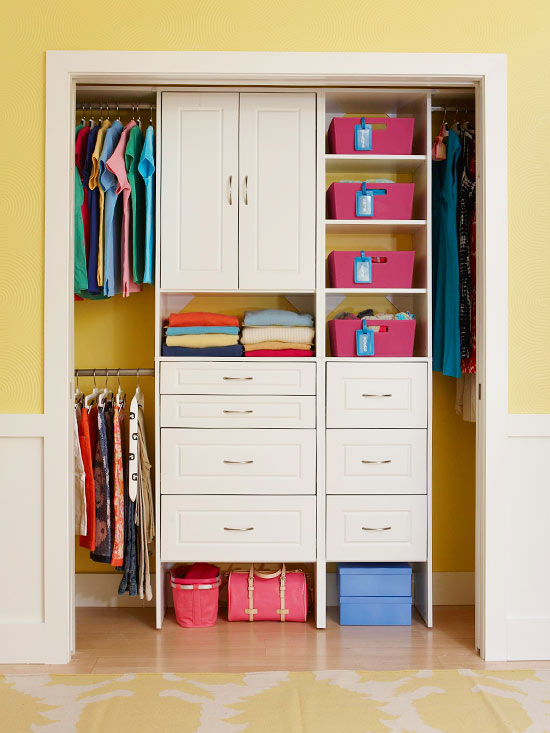 closet organization ideas cheap pictures 08
