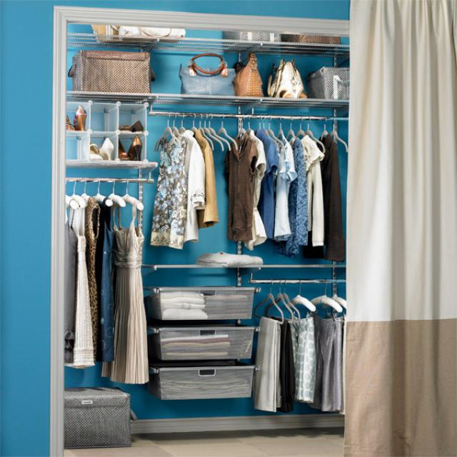 closet organization ideas easy to use closet organization